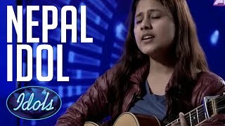 Sandhya Joshi Nepal Idol 2017 Audition | Idols Global