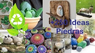 Ideas con Piedras / Ideas with Stones