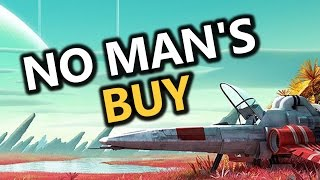No Man's Sky: A Survival Game Missing The Best Part