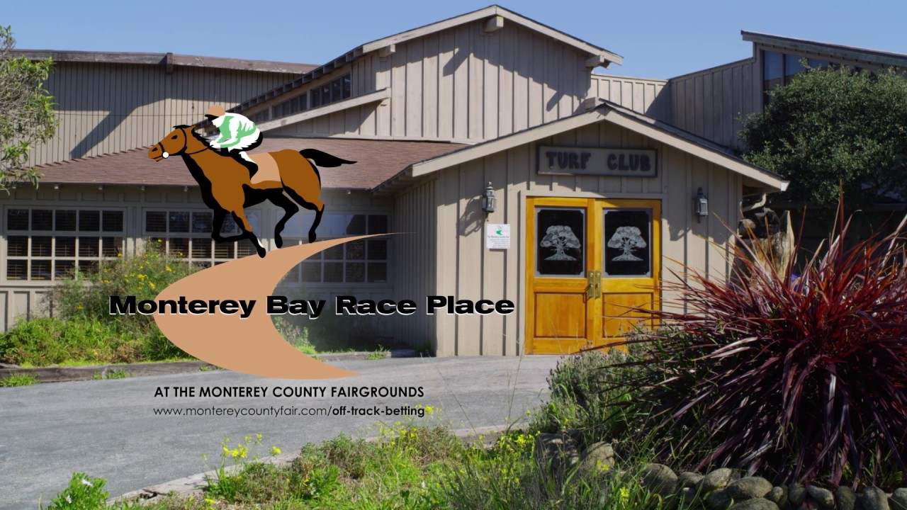 Monterey Bay Race Place - YouTube