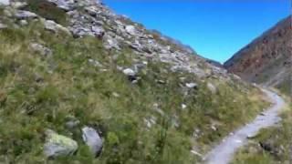 TransAlp Mountain Biking: Kurzras To Sölden