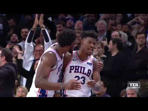 Philadelphia 76ers vs Brooklyn Nets : November 25, 2018