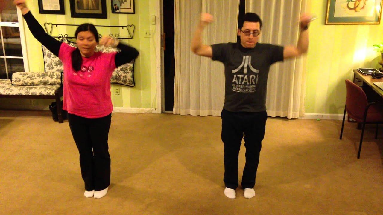 minion mambo dance steps youtube