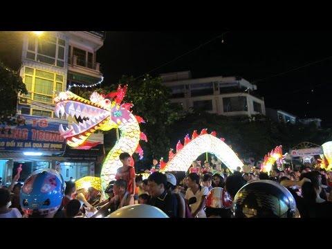 Trung Thu Tuyên Quang to nhất cả nước ngày 31 - 08 - 2014