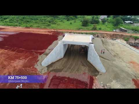 DSM December 2019 Progress Video; Standard Gauge Railway Line From Dar Es Salaam To Morogoro Project