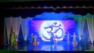 Om Mahaprana Deepam - Bharathanatyam