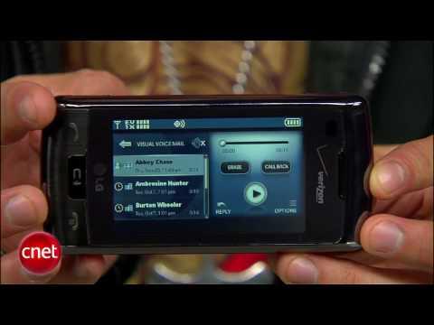 LG enV Touch vs. Samsung Rogue