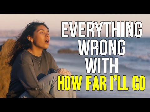 "Everything Wrong With Alessia Cara - ""How Far I'll Go"""