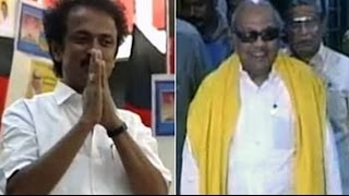 24 Hours with M Karunanidhi and MK Stalin (Aired: 2001)