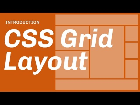 CSS Grid Layout // Introduction