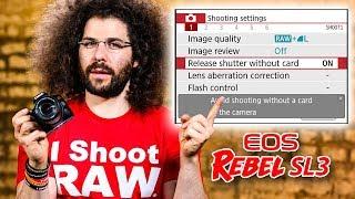 Canon Rebel SL3 (250D) User's Guide