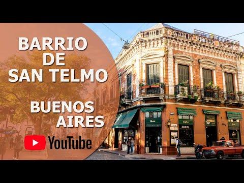 San Telmo - País Turístico