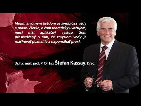 Príhovor profesora Štefana Kassaya 2.časť