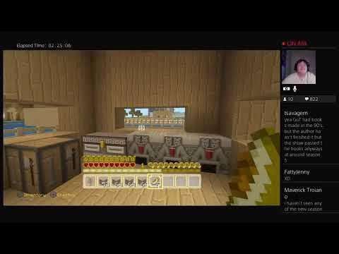 Minecraft survival hard ep5 Preparations are complete