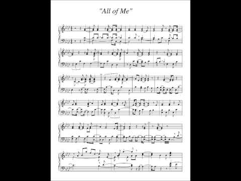 Piano Piano Chords All Of Me Piano Chords All Of In Piano Chords