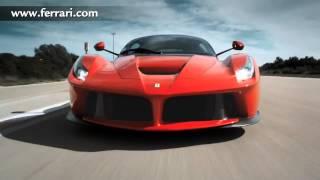 Ferrari 最新旗艦超跑 -  2013 LaFerrari【官方廣告】