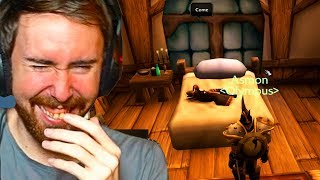 Asmongold Takes Classic Wow To It's Full Potential