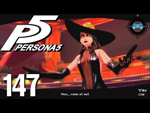 Fair and Square - Persona 5 Ep. #147 [Blind Let's Play, Playthrough]