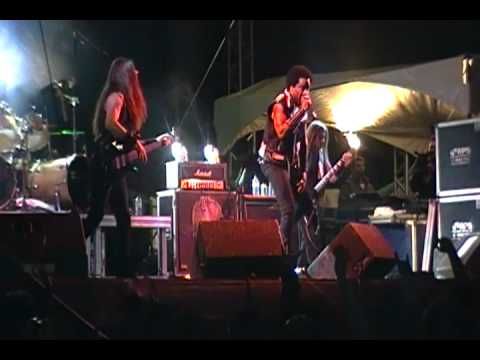 HIRAX - Hate, Fear and Power / Hostile Territory - Live at Marreco's Fest 2011