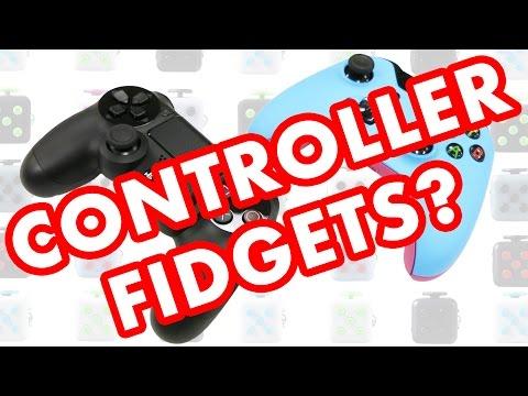Game Controller Fidget ? More Fidget Alternatives