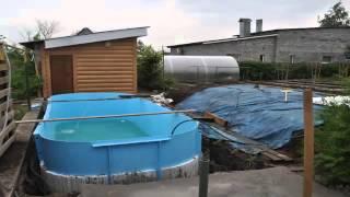 Бассейн из полипропилена http://luxurylife.bigopt.com(http://luxurylife.bigopt.com своими руками продажа бассейнов от производителя Оборудование для подачи и слива воды..., 2014-08-04T10:53:40.000Z)