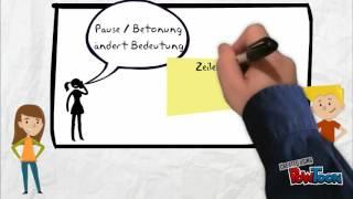 4 Gedichte Enjambement Klasse 6 Youtube
