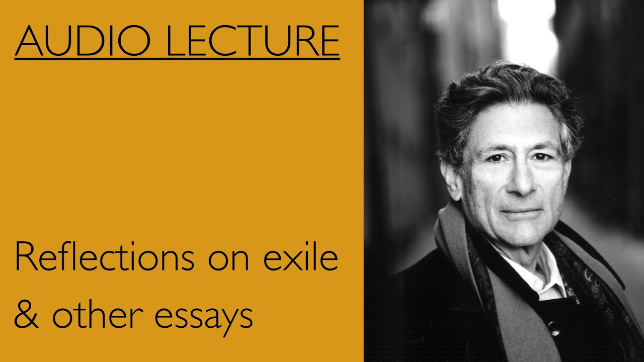 edward said essays The analysis of orientalism, published in 1978, has become a classic in the study of the west's relationship with its others - edward said - orientalism introduction.