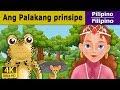 Ang Palakang Prinsipe | Kwentong Pambata | Mga Kwentong Pambata | 4K UHD | Filipino Fairy Tales
