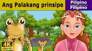 Ang Palakang Prinsipe - kwentong pambata - mga kwentong pambata tagalog - 4K - Filipino Fairy Tales