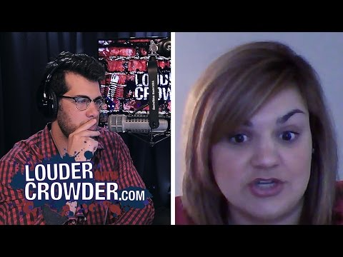Ex-Planned Parenthood Director Reveals All | Louder With Crowder