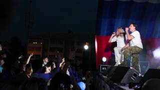 Catharsis и Евгений Когтев. Нововоронеж 18.06.2016(Рок - фестиваль