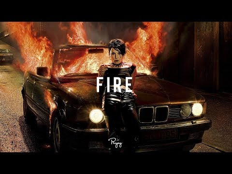 """Fire"" - Suspense Rap Beat 