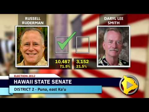 Hawaii County 2012 election wrap - Part 2