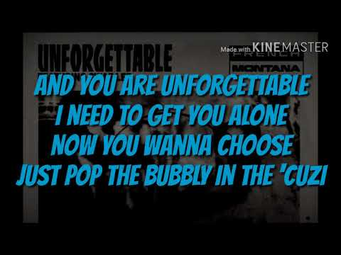 Unforgettable by French Montana remix (...