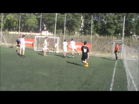Fafafa F.C. vs Falso 9 - Copa Palermo IX Semi-Finales