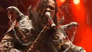 Lordi - Would you love a Monsterman (live wacken 2003)
