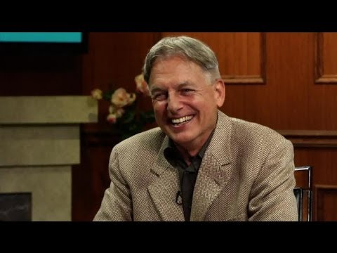 """Mark Harmon of NCIS: """"Always Carry A Knife"""" 