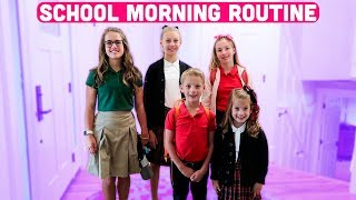 our-school-morning-routine