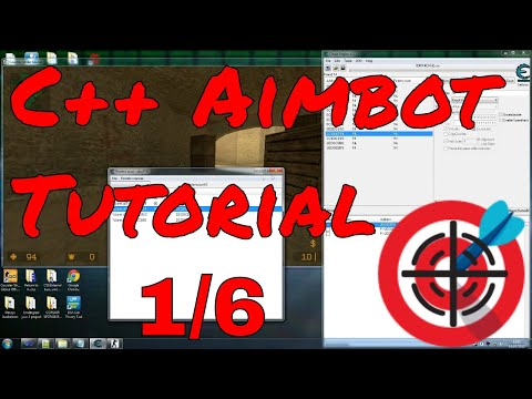 How to Make an AIMBOT C++ Pt 1/6 TUTORIAL