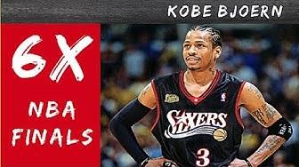 Die 6 größten NBA Finals meines Lebens Teil 2  - Kobe Bjoern