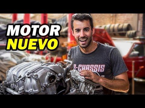 YA REPARAMOS EL MOTOR DEL 240SX!!