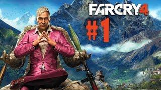 Far Cry 4 - Walkthrough - Part 1 - Prologue (PC HD) [1080p]