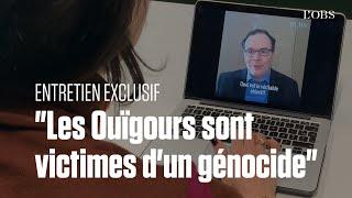 La politique génocidaire des Chinois contre les Ouïgours expliquée en 2 minutes par Adrian Zenz