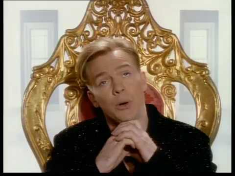 Jason Donovan - Happy Together - Official Video