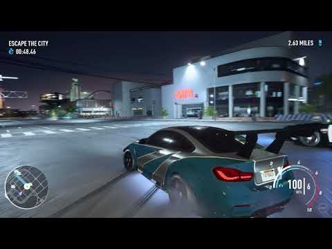 Need For Speed Payback- Skyhammer (BMW Edition)
