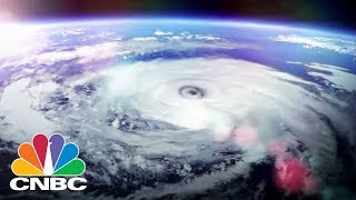Tropical Storm Nate Forms Off The Coast Of Nicaragua | CNBC