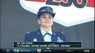 The Star Spangled Banner Dr Kat Strus LtCol US