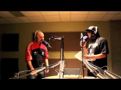 Hip Hop Non-Stop - Entrevue avec P-Dox (2012-02-01)