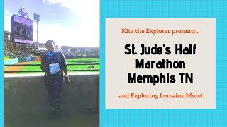 Travel Video - Running and Exploring - Memphis, TN - Half Marathon - Lorraine Motel