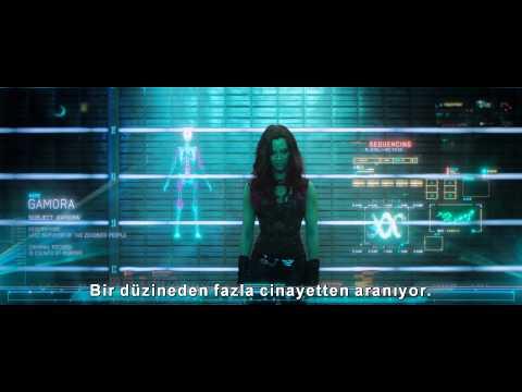 Galaksinin Koruyucuları - Türkçe Altyazılı Fragman